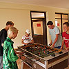 Clubhouse Table football room
